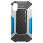 ELEMENT CASE  Coque FORMULA pour iPhone X Gris/Bleu