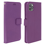 Avizar Etui folio Violet pour Apple iPhone 11 Pro