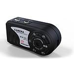 Yonis Mini caméra espion Noir Y-717