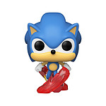 Sonic 30th - Figurine POP! Sonic the Hedgehog Running Sonic 9 cm
