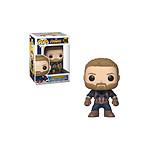 Avengers Infinity War - Figurine POP! Captain America 9 cm