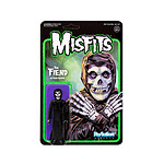 Misfits - Figurine ReAction The Fiend Midnight Black 10 cm