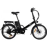 MoovWay Vélo électrique pliable URBAN Noir
