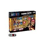 ONE PIECE - Pack de 2 figurines Luffy et Chopper