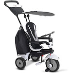 Smartrike  Tricycle Glow blanc/noir