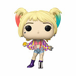 DC Comics Les Anges de la nuit - Figurine POP! Harley Quinn (Caution Tape) 9 cm