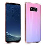 Avizar Coque Rose Collection Aurora pour Samsung Galaxy S8