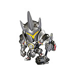 Overwatch - Figurine vinyle Cute but Deadly Medium Reinhardt 10 cm
