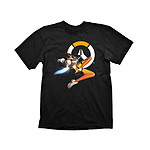Overwatch - T-Shirt Tracer Hero  - Taille L