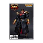 Street Fighter V Arcade Edition - Figurine 1/12 M. Bison Battle Costume 18 cm