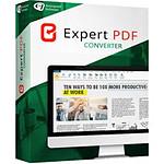 Expert PDF 14 Converter - Licence perpétuelle - 1 poste - A télécharger
