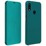 Avizar Etui folio Vert pour Xiaomi Redmi Note 7