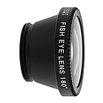 Avizar Objectifs camera Noir pour Universel
