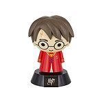 Harry Potter - Veilleuse 3D Icon Quidditch 10 cm