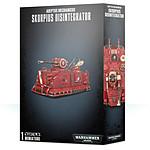 Warhammer 40k - Adeptus Mechanicus Skorpius Disintegrator