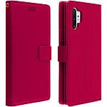 Avizar Etui folio Fuchsia pour Samsung Galaxy Note 10 Plus