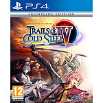 The Legend Of Heroes Trails Of Cold Steel IV (PS4)