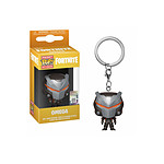 Fortnite - Porte-clés Pocket POP! Omega (Full Armour) 4 cm