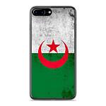1001 Coques Coque silicone gel Apple IPhone 8 Plus motif Drapeau Algérie