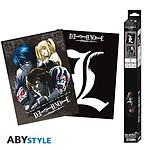 Death Note -  Set 2 Chibi Posters L& Groupe (52 X 38 Cm)