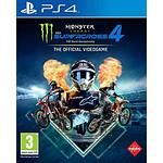 Monster Energy Supercross 4 (PS4)