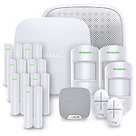 Ajax Alarme maison StarterKit blanc  Kit 7