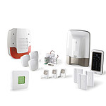 Delta Dore - Pack alarme maison Tyxal + Kit 2