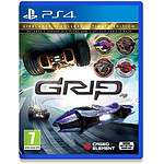GRIP Combat Racing Roller VS Airblades Ultimate Edition (PS4)