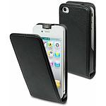 MOXIE  Flip Trendy iPhone 4/4S  Litchi Noir