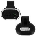 Kit Main Libre Voiture Bluetooth Connexion Multipoint Blue Easy CK800 Noir