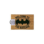 Batman - Paillasson Welcome To The Batcave 40 x 60 cm