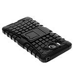 Avizar Coque Noir pour Microsoft Lumia 950 , Nokia Lumia 950
