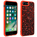 Avizar Coque Rouge pour Apple iPhone 7 Plus , Apple iPhone 8 Plus
