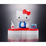 Hello Kitty - Figurine Diecast Chogokin 45th Anniversary 6 cm