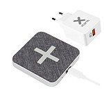 XTORM Station fast charging sans fil + adaptateur
