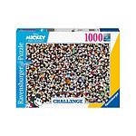 Disney Challenge - Puzzle Mickey Mouse (1000 pièces)