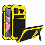 Avizar Coque Jaune pour Apple iPhone 11