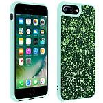 Avizar Coque Turquoise pour Apple iPhone 7 Plus , Apple iPhone 8 Plus