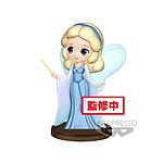 Disney - Figurine Q Posket Blue Fairy 7 cm