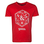 Dungeons & Dragons - T-Shirt Wizards - Taille S