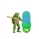 Les Tortues ninja : Turtles in Time - Figurine Donatello 18 cm