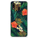 1001 Coques Coque silicone gel Samsung Galaxy A20e motif Tropical