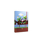 Sonic The Hedgehog - Cahier A5 Rings