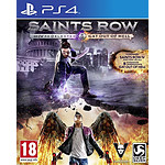 Saints Row 4 Gat out of Hell et Edition re elected (PS4)