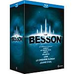Coffret Luc Besson : Le Dernier Combat  Subway  Le Grand Bleu  Nikita  Atlantis  Leon  Le Cinquieme Element  ... [Blu-Ray]
