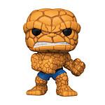 Les 4 Fantastiques - Figurine POP! The Thing 9 cm