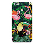 1001 Coques Coque silicone gel Apple iPhone 6 / 6S motif Tropical Toucan