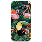 1001 Coques Coque silicone gel Samsung Galaxy S7 motif Tropical Toucan