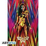 Dc Comics -  Poster Wonder Woman 84 (91,5 X 61 Cm)
