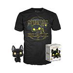 Harry Potter - Set figurine POP! et T-Shirt Sirius Black - Taille XL